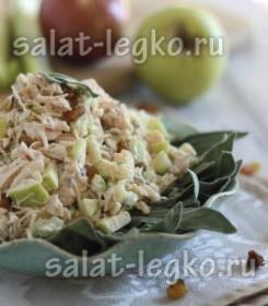 рецепты салатов и их сайт
