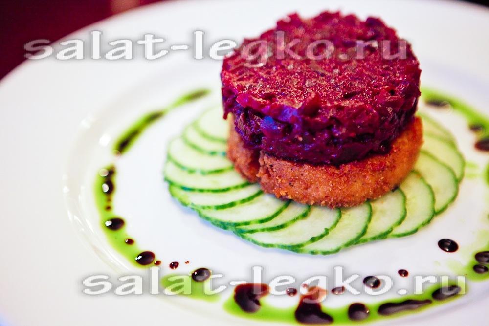 салаты из кольраби рецепты с фото простые