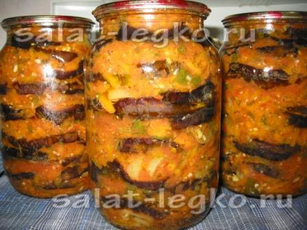рецепты из кабачков на зиму вкусные с фото