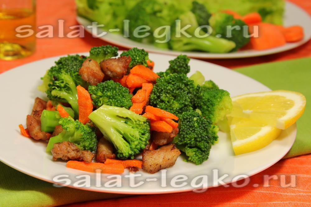 Салат с копченой курицей 41 рецепт с фото  рецепты с