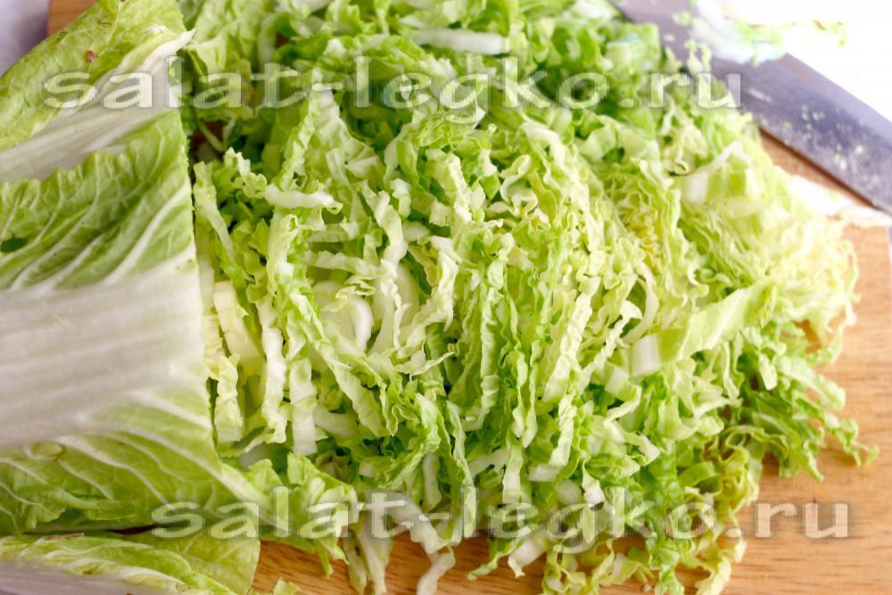 Салат донский рецепт с фото