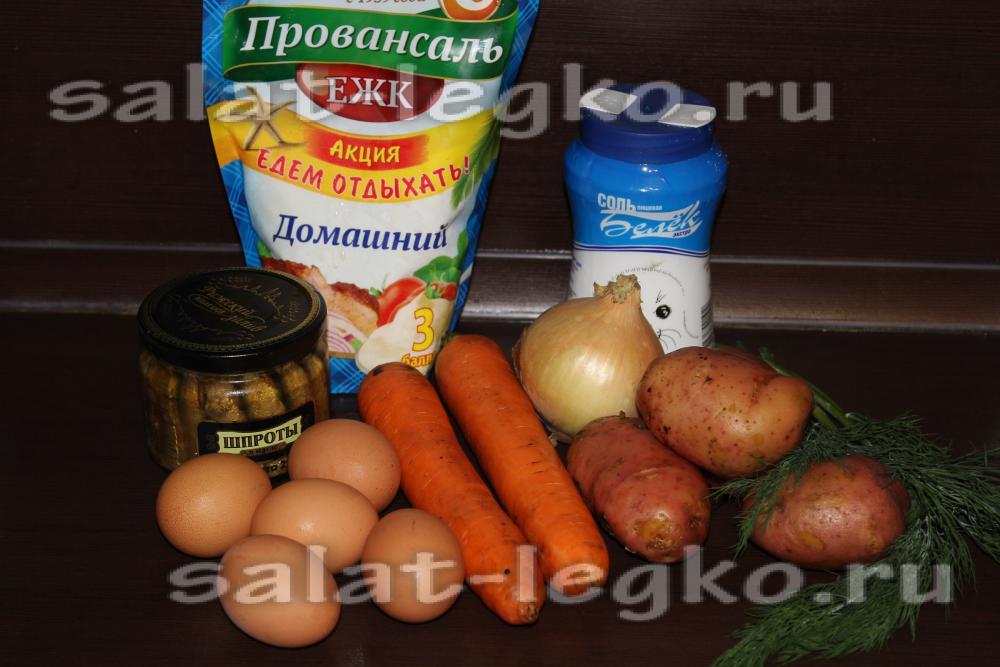приготовить салат мимоза рецепт с фото