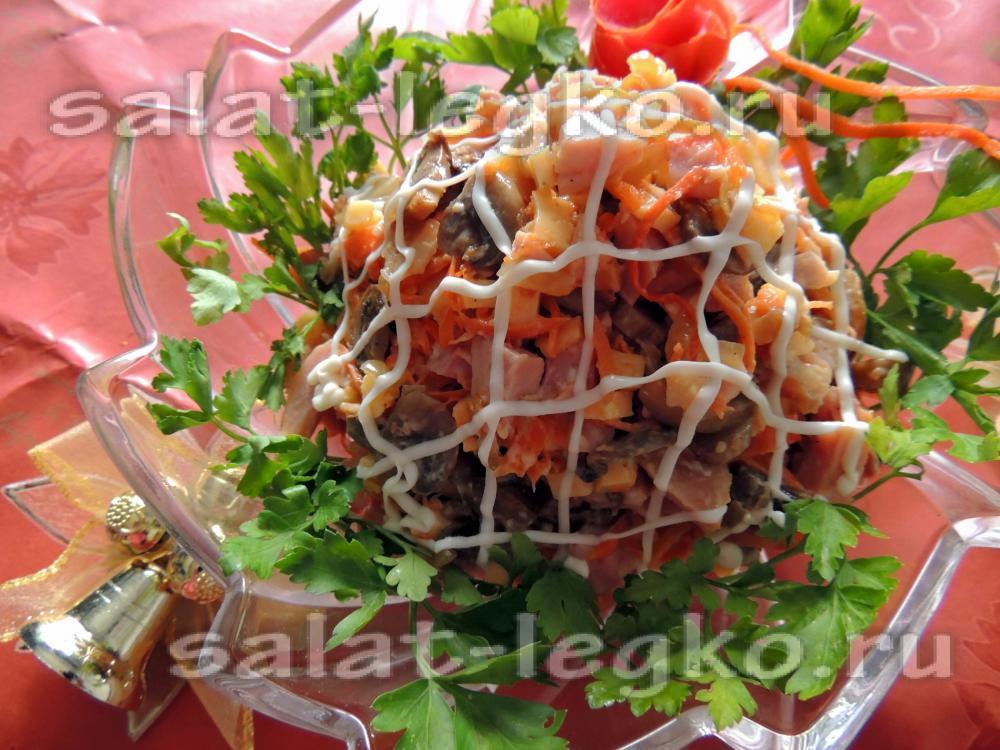 Салат с курицей Курица с ананасами рецепты с фото на