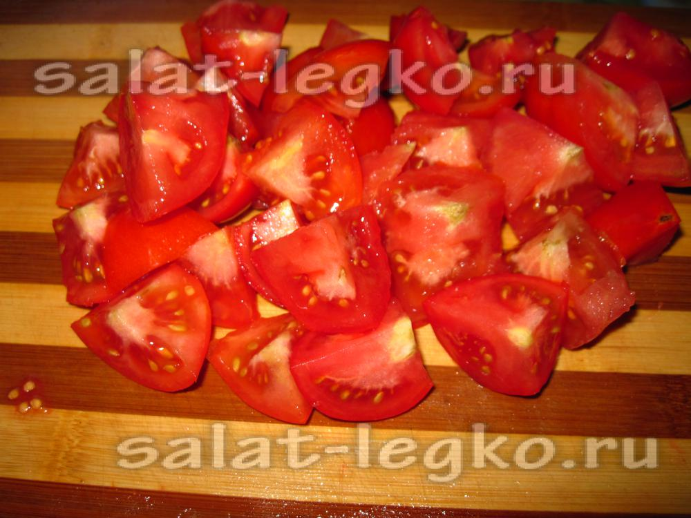 Маринованные помидоры на зиму с острым перцем на зиму