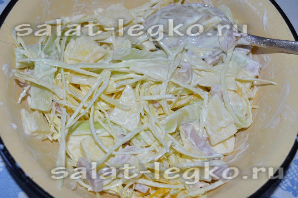 Салаты с сухариками и опятами рецепты 157