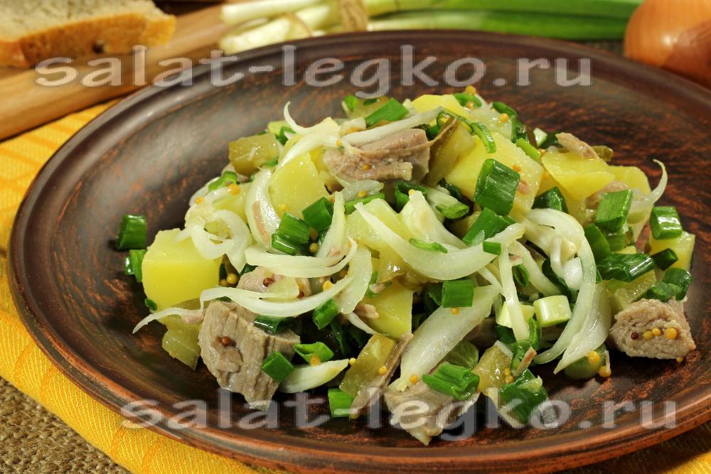 рецепт картофель с говядиной и грибами