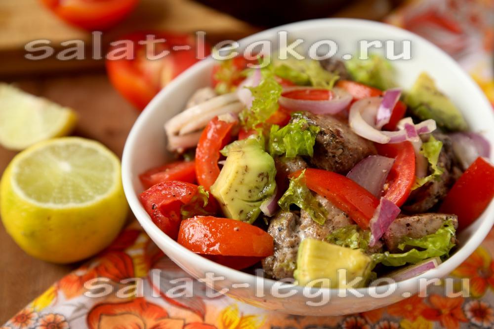рецепт салата из сельдерея с тунцом