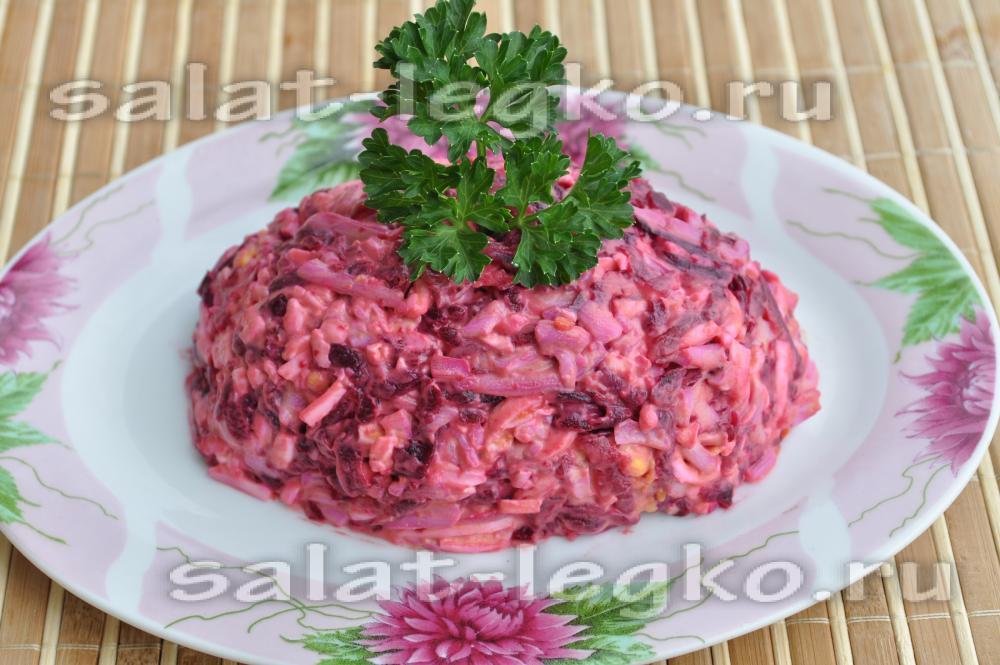 салат с грибами яйцом и сыром рецепт с фото #10