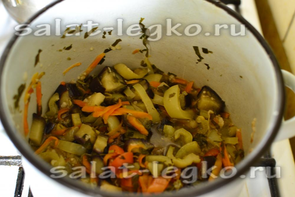рецепт экспресс салата из огурцов