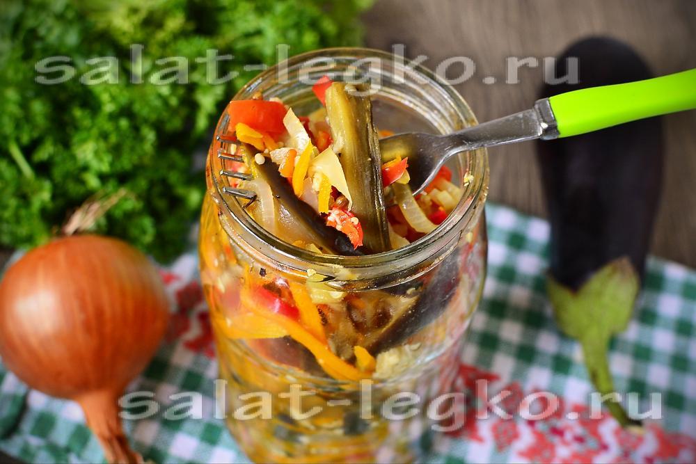 вкусный и простой рецепт баклажан