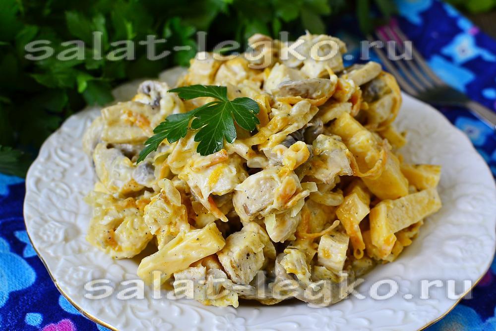 Рецепты курица в сливочном соусе