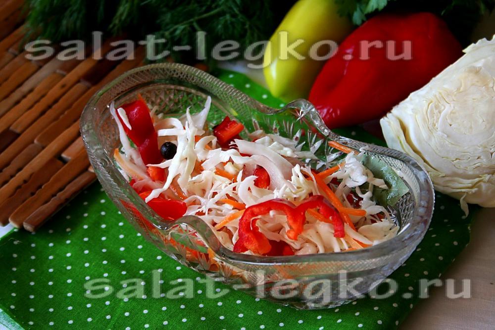 Салат белоцерковский на зиму рецепт