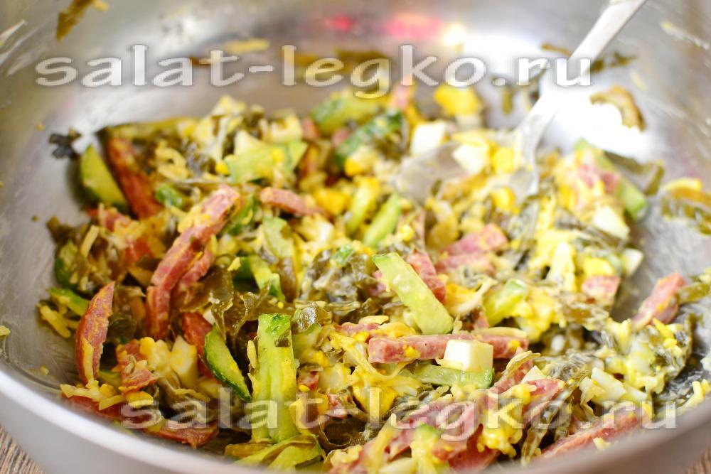 Рецепты самых вкусных диетических салатов