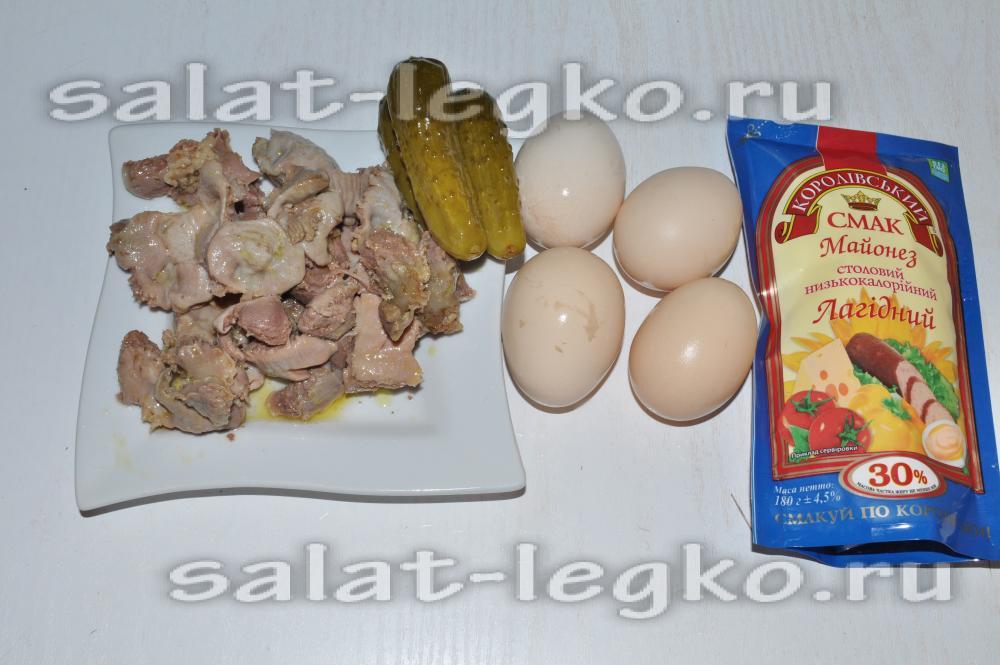 приготовление куриных желудков рецепт с фото очень вкусный