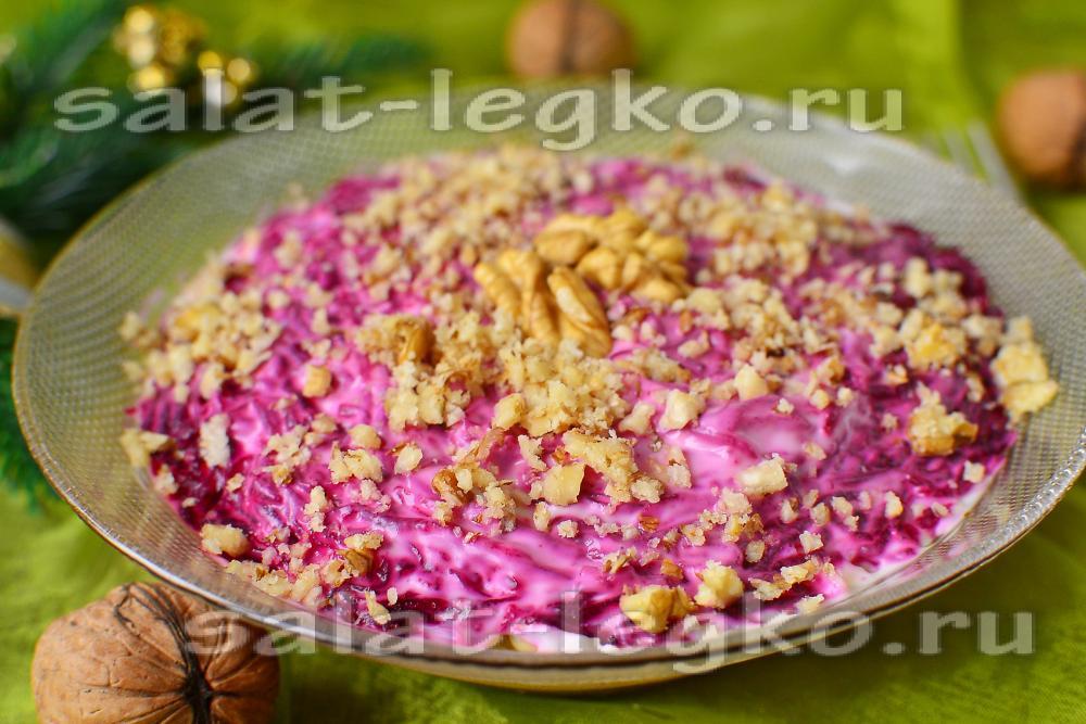Салат любовник рецепт с фото пошагово