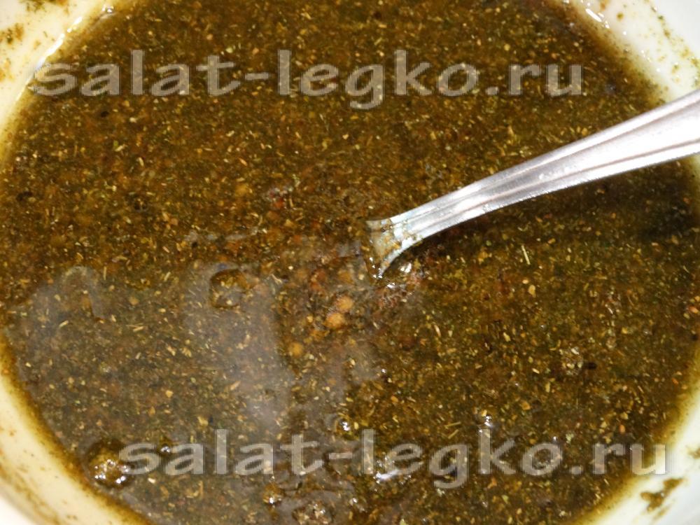 салат из фунчозы с перцем рецепт с фото