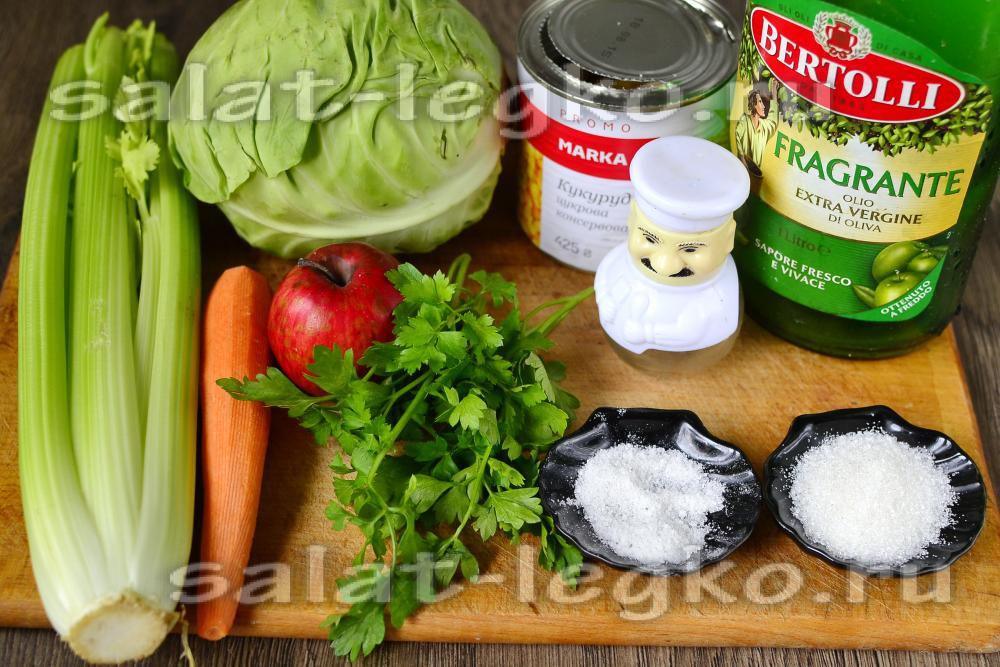Капустная и морковная диета