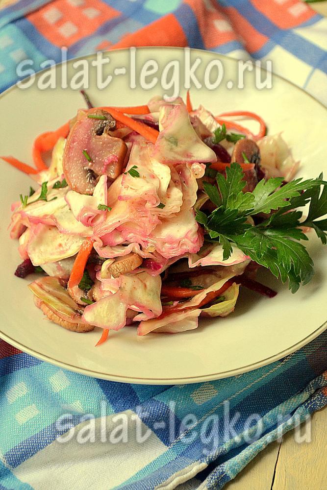 салат с желудков по корейски рецепт с фото