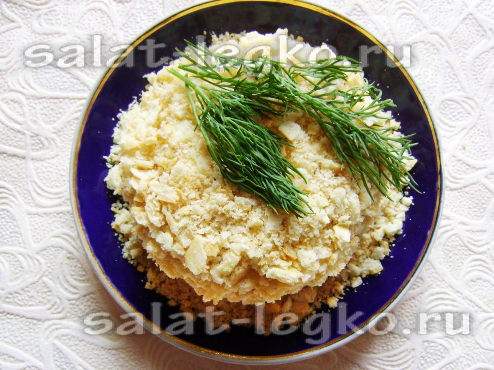 рецепт соуса для салата с капустой