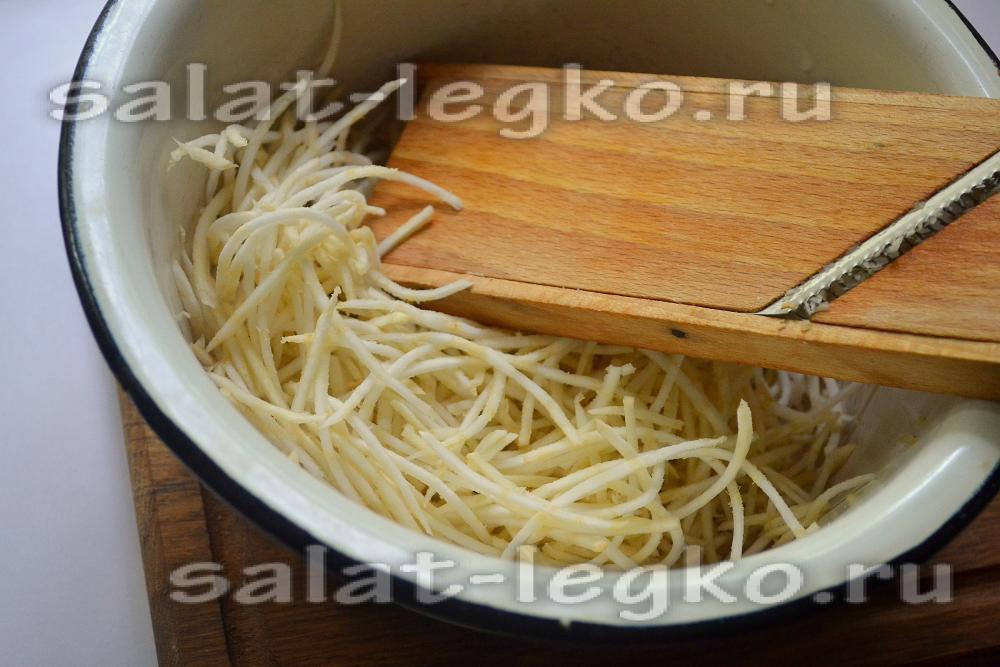 салат из сельдерея стеблевого вкусный