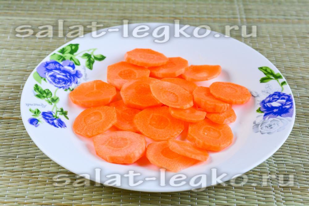 салат на лето рецепт с фото на зиму