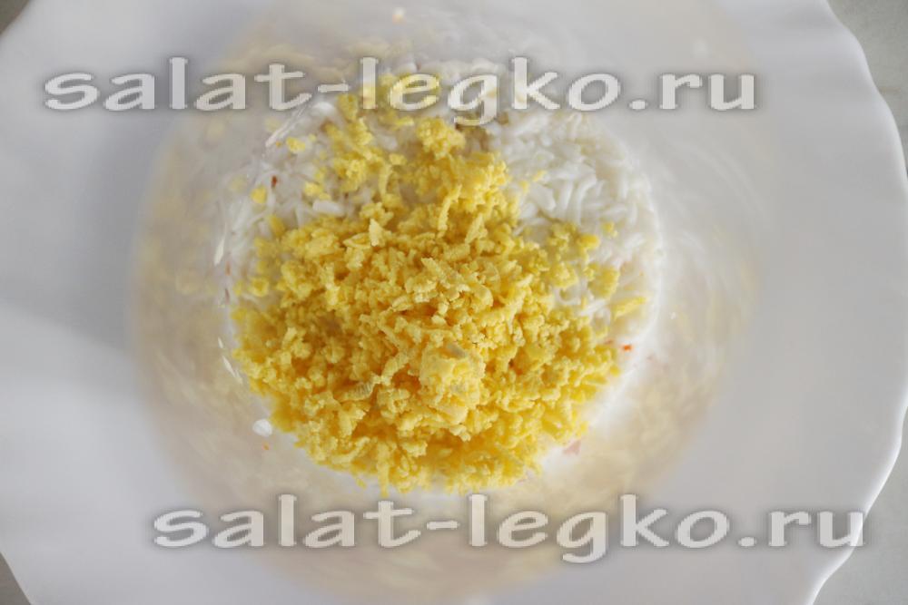 салат шуба без яиц рецепт с фото