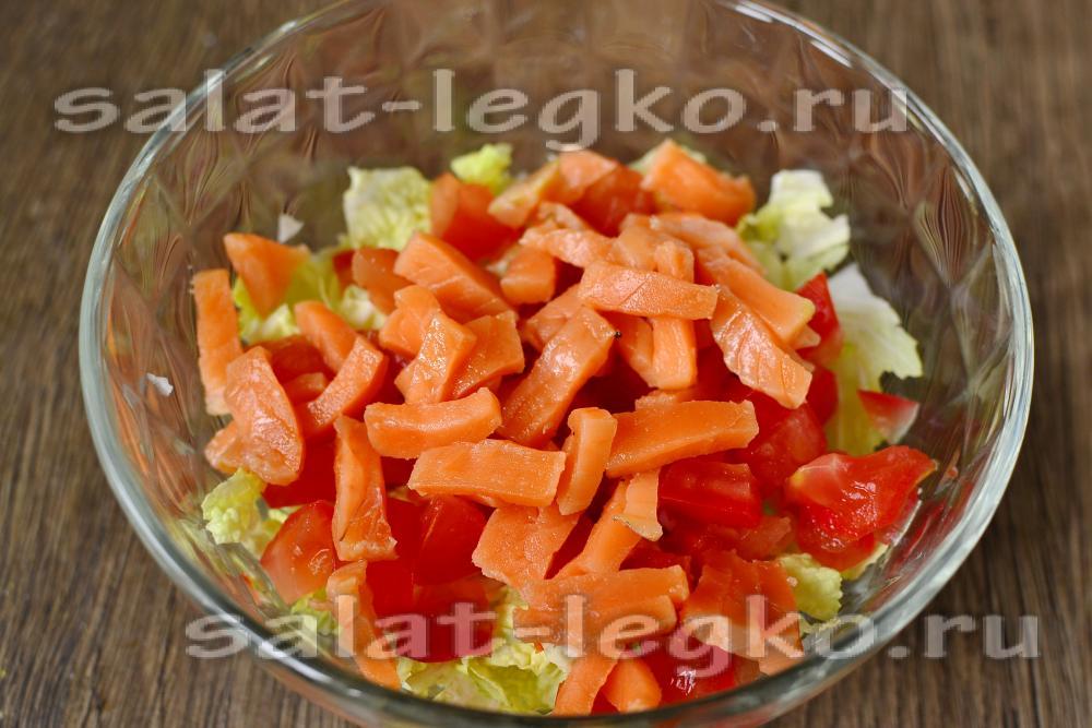салат с авокадо рецепт с курицей фото очень вкусный