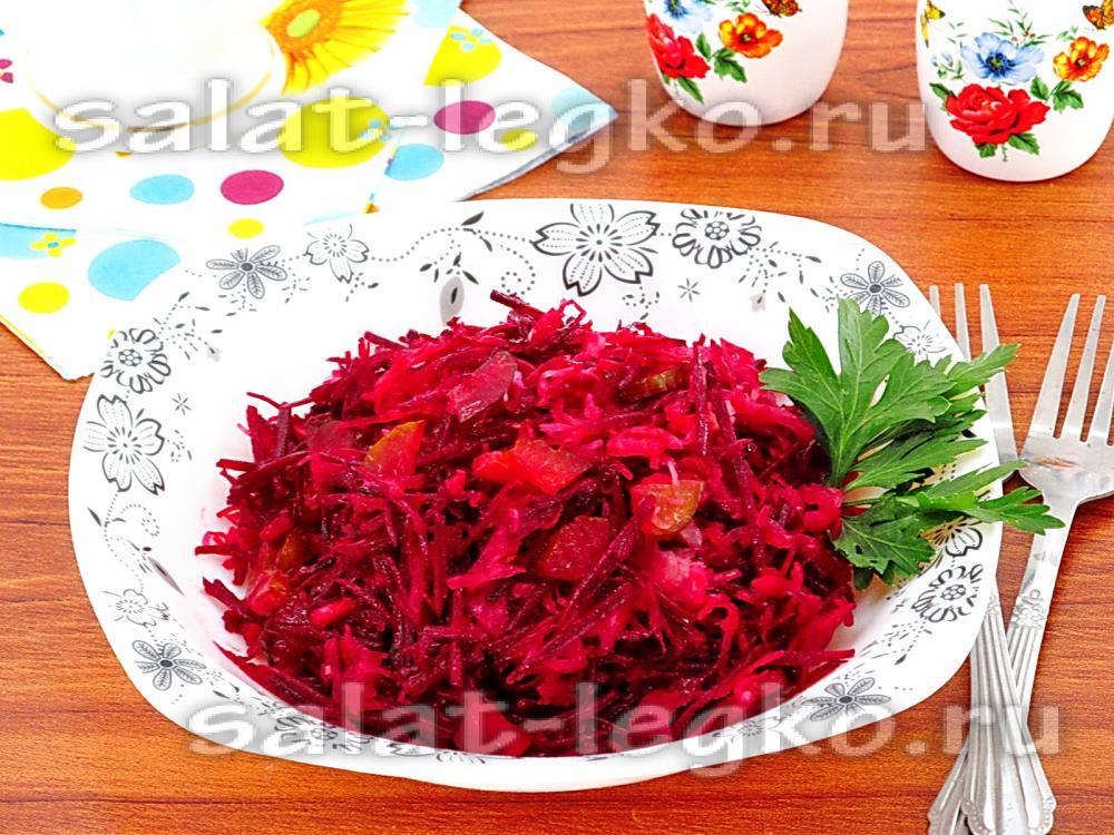 салат из капусты и помидоров в зиму рецепты