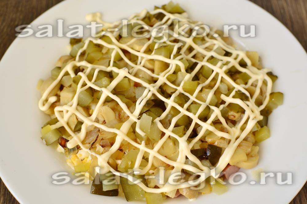 Изабелла салат рецепт