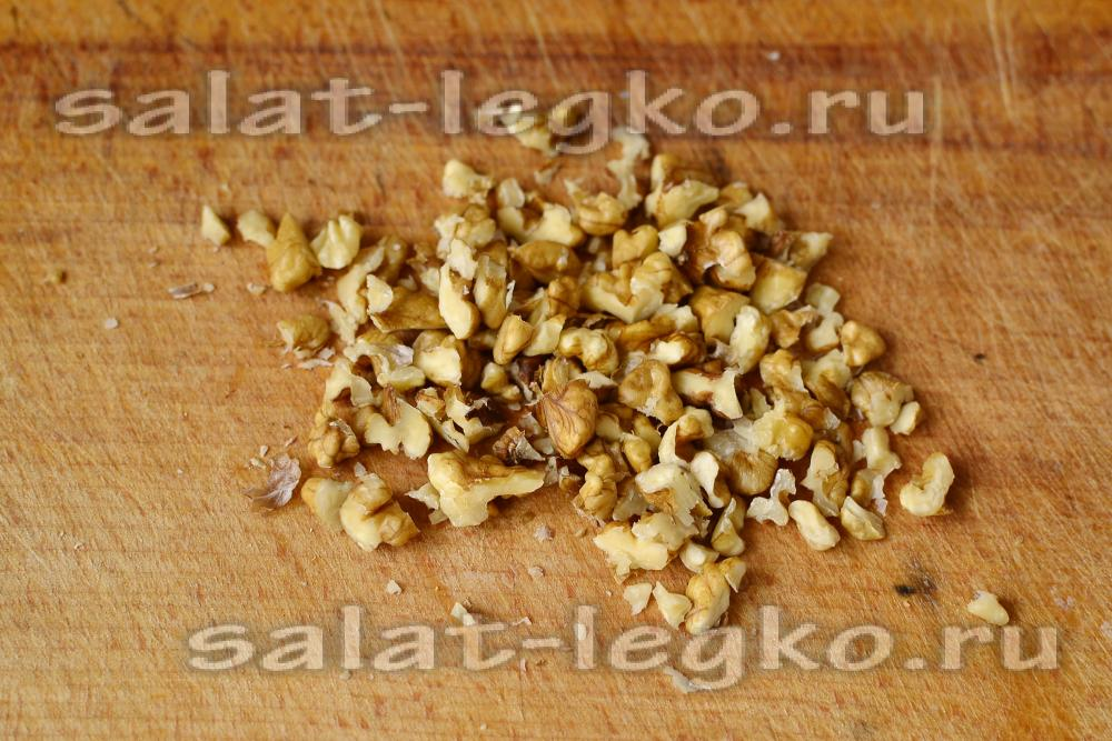 вкусный салат из фасоли постный рецепт