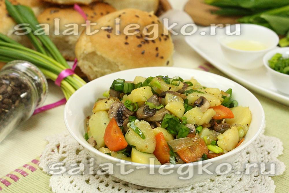 Гарнир к рыбе рецепты с простые и вкусные пошаговые