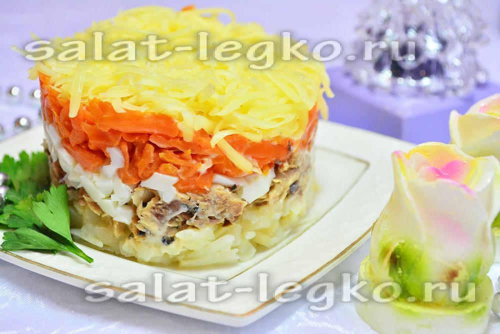 салат лобио из консервированной фасоли рецепт