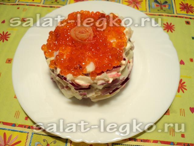 Салат с копчёной курицей рецепт с видео