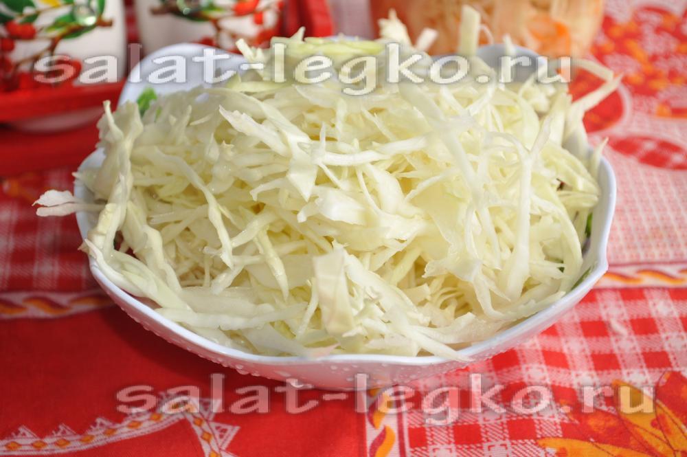 Недорогие салаты на скорую руку рецепты 4