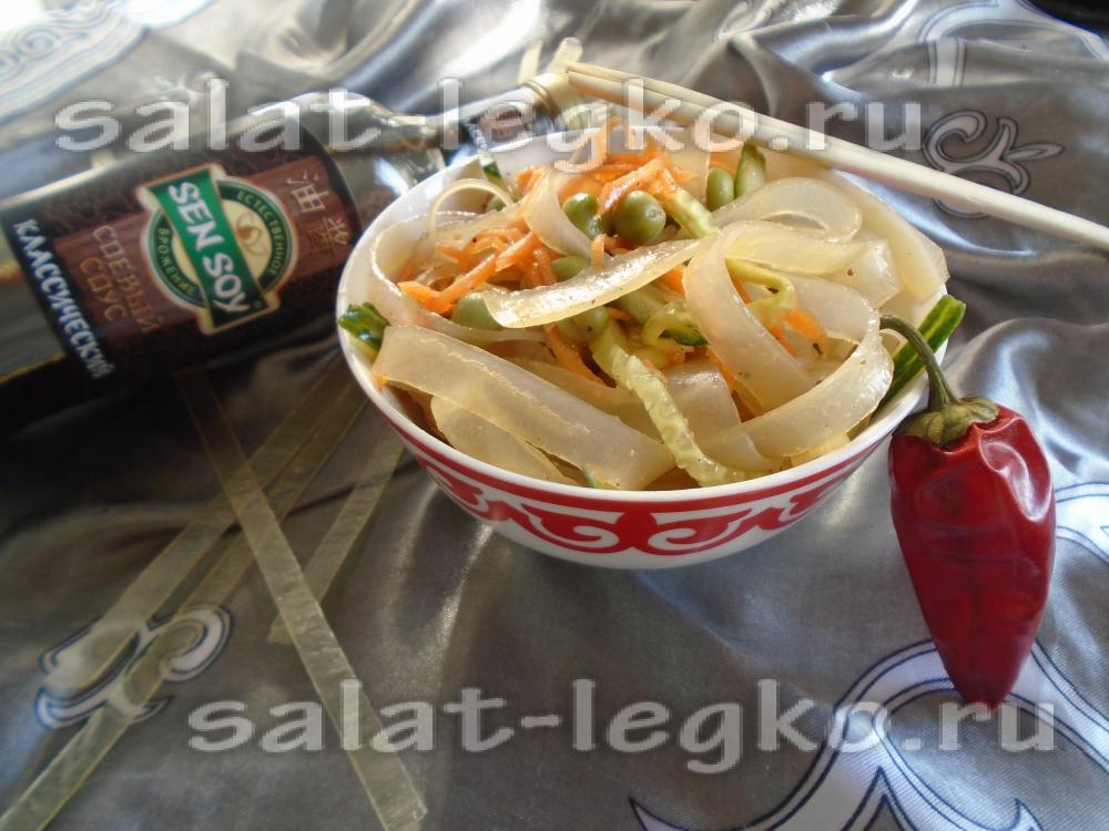 ашлянфу салат рецепт с фото