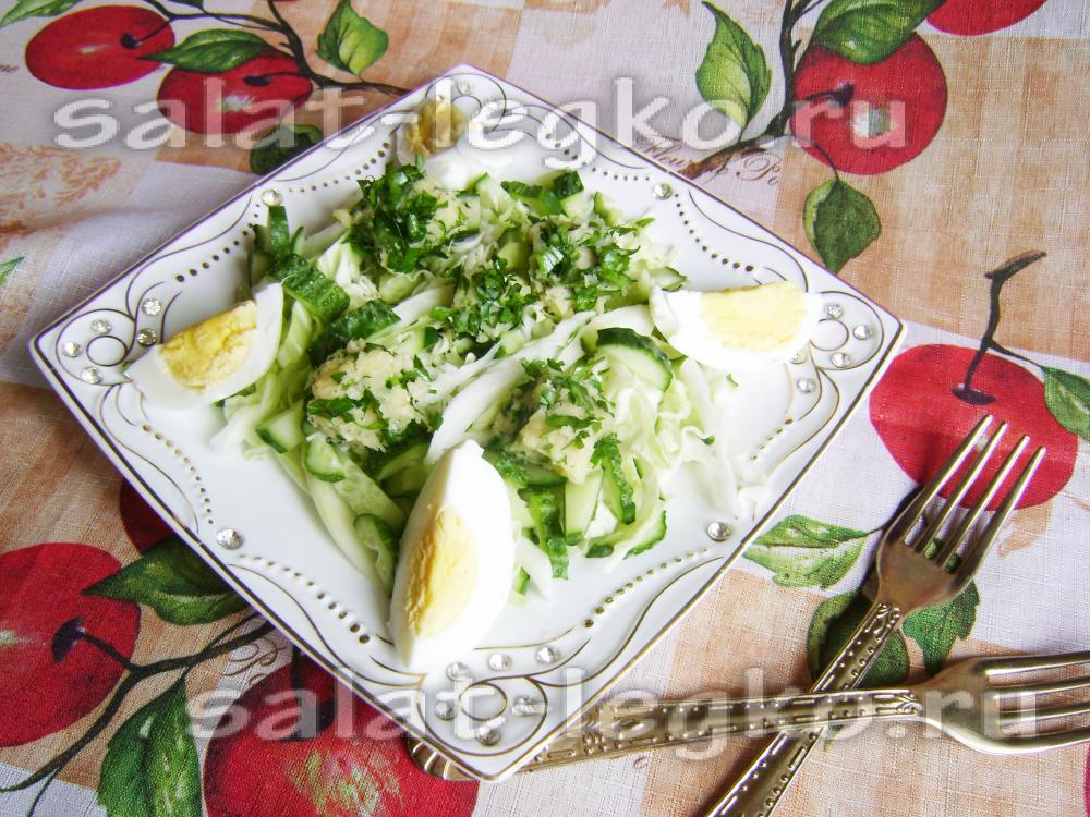Кулинарные рецепты новые салаты с фото