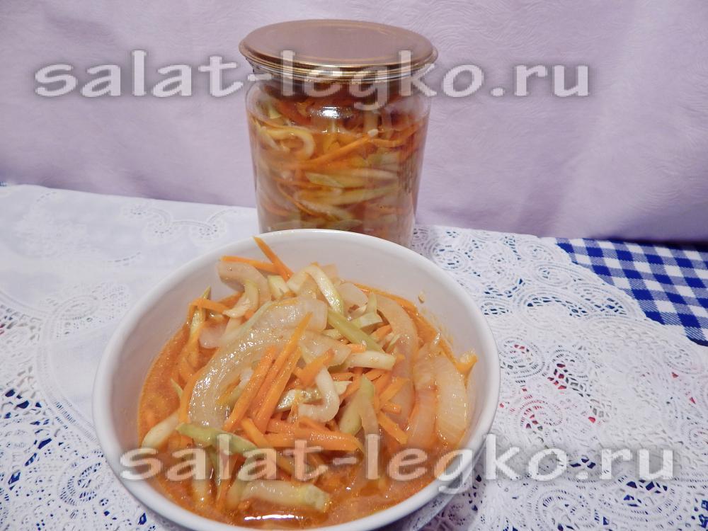 Салат из баклажан сладкий на зиму