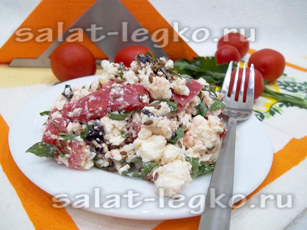 творожный салат с фруктами . рецепт. делают дети