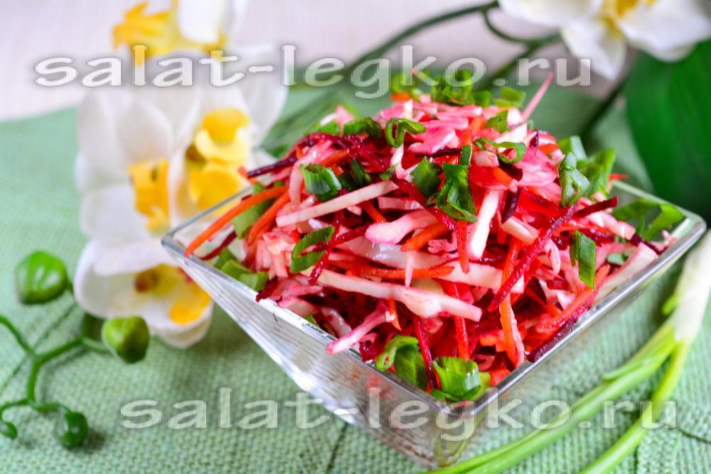 Как сделать салат с капустой и уксусом