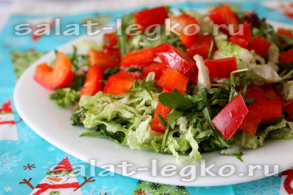 простые рецепты диетических фруктовых салатов