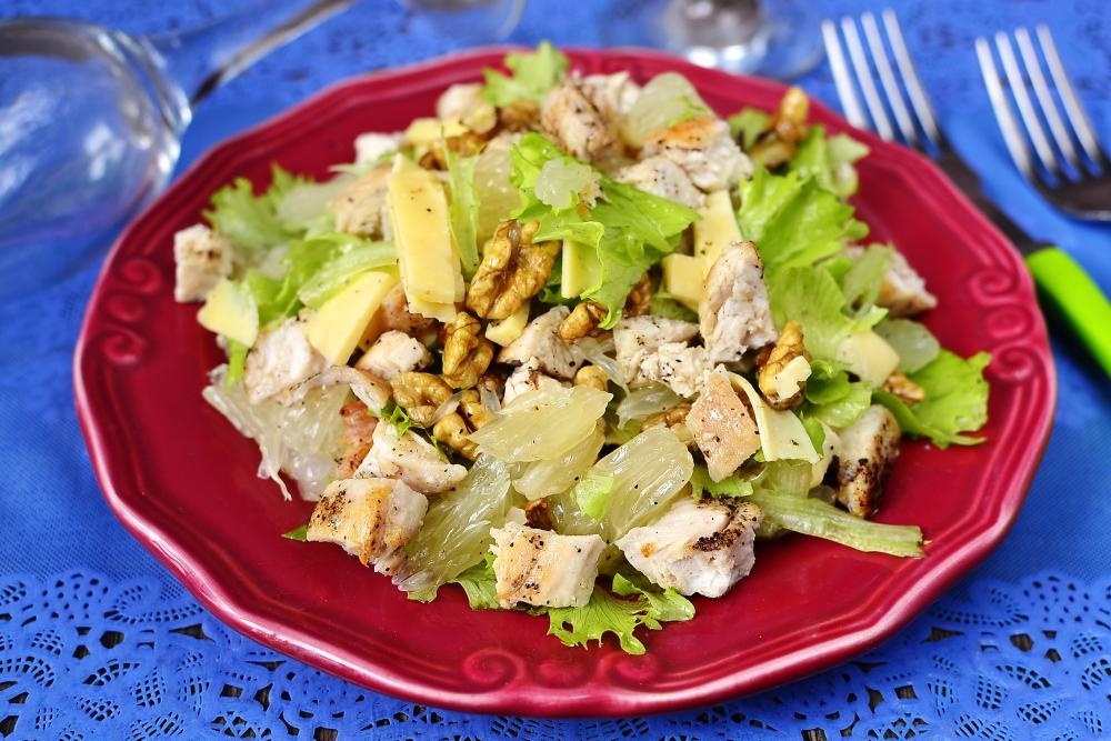 дешовые рецепты салатов с фотографиями