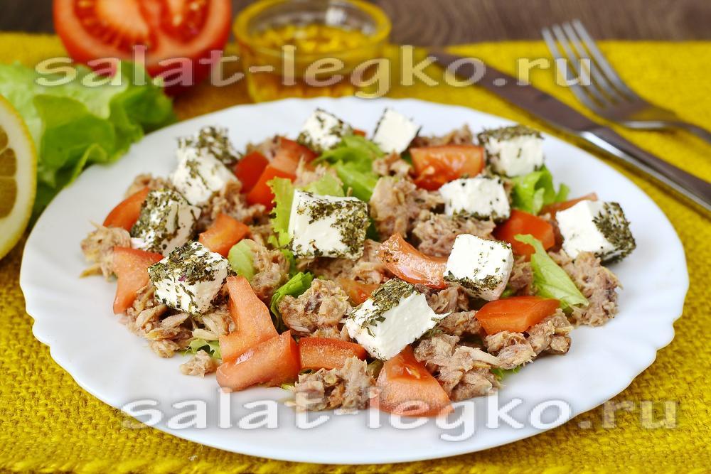 Рецепты недорогих зимних салатов с фото