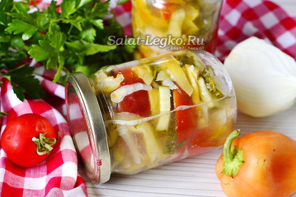 Салат из огурцов на зиму пальчики оближешь рецепт пошагово