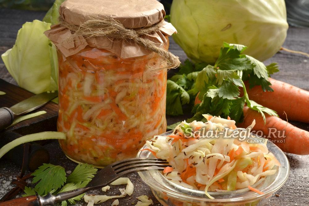 Салат с огурцами на зиму очень вкусные 49