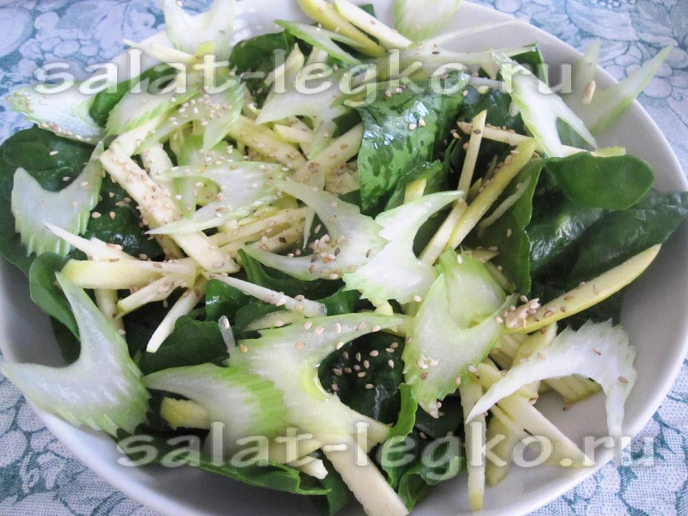 Рецепты приготовления из шпината