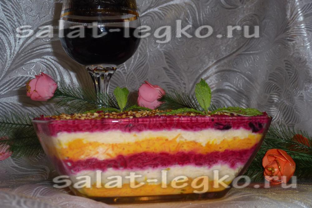 Салат Легко! Рецепты вкусных и простых салатов