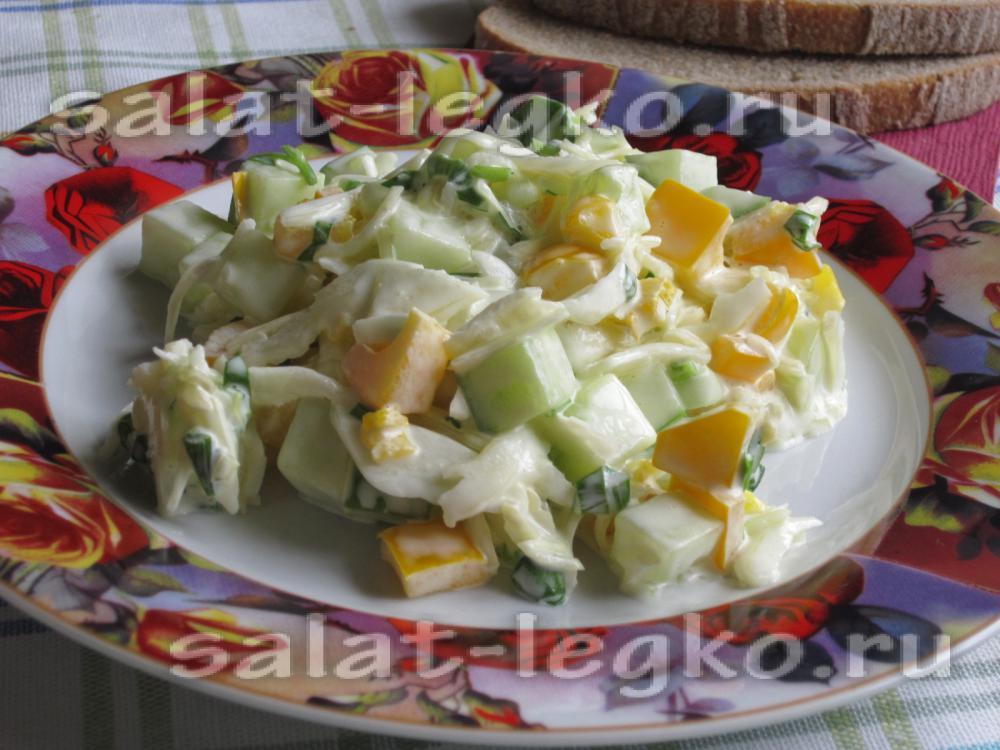 Вкусные но дешевые салаты рецепты с фото