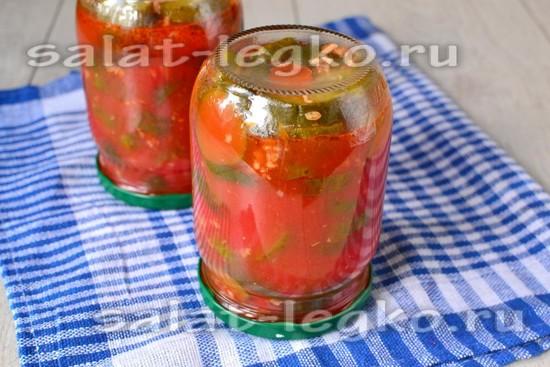 чтобы день закатать огурцы в томатном соусе характеристики места работы