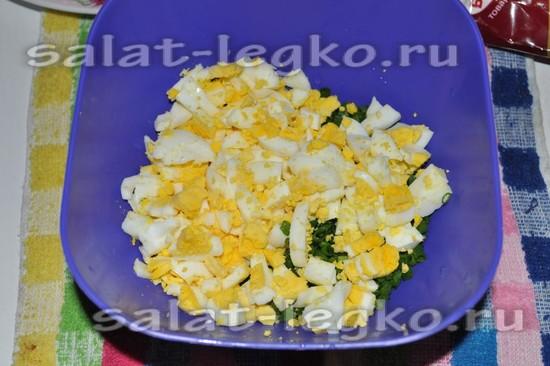 Салат чиполлино рецепт