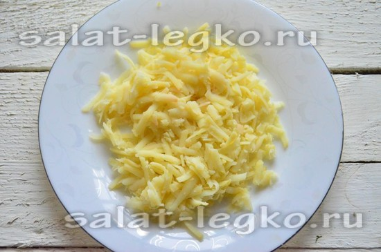 картофель натрите